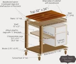diy kitchen island cart. Unique Diy DIY Kitchen Island Cart  DeeplySouthernHome In Diy