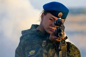 Женщины в армии России Военное обозрение Женщины в армии России