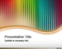 Plantillas Power Point Modernas Plantilla Powerpoint Con Colores Pasteles Plantillas
