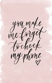 You Make Me Forget Love Quote Calligraphy Words Calligraphy