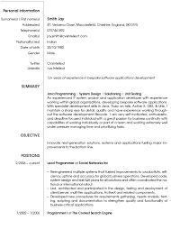 Free Online Resume Template Resume Work Template