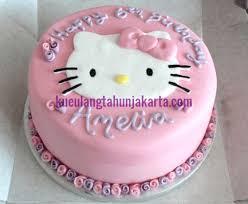 0888 242 7878 Jual Kue Tart Ulang Tahun Hello Kitty Jakarta Toko