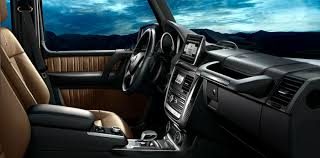 mercedes g wagon 2015 interior. Interesting 2015 2015 MercedesBenz GClass Interior On Mercedes G Wagon C