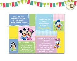 disney baby shower invitations com disney baby shower invitations for a new style baby shower by adjusting a very winsome invitation templates printable 3