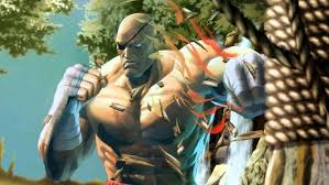 sagat s inclusion in street fighter 5 arcade edition seems very