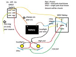 daytime running lights wiring diagram daytime wiring diagram for daylight running lights wiring schematics and on daytime running lights wiring diagram