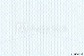 Vector Blue Wide Angle Isometric Grid Graph Paper Horizontal
