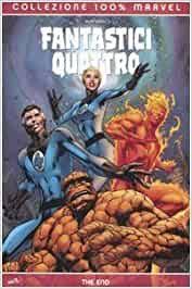 Fantastici quattro. The end: Amazon.it: Davis, Alan, Ronchetti ...
