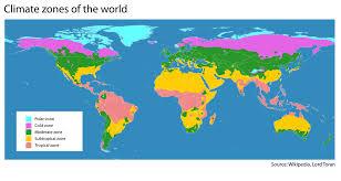 Climates World Climates Mr Myrtues World