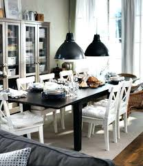 Dark dining room furniture White Leather Chair Dark Dining Room Table With Light Chairs Best Dark Table Light Chairs Images On Dining Rooms Thenetarticlesinfo Dark Dining Room Table With Light Chairs Best Dark Table Light