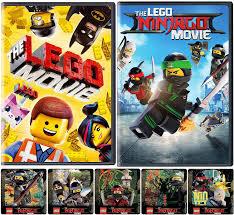 Findet die Ninja Bricks: The Lego Movie & The Ninjago Movie DVD Bundle +  Bonus LEGO Sticker Lloyd, Nya, Cole, Zane und Kai in Ninjacity: Amazon.de:  DVD & Blu-ray