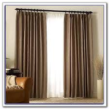sliding glass door curtains target