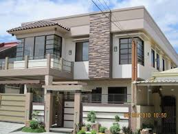 modern contemporary small house plans fresh unique floor lovely philippines exterior design