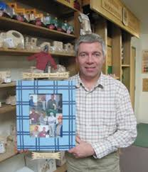 Longtime Vermont woodworker receives top honor - Woodshop News