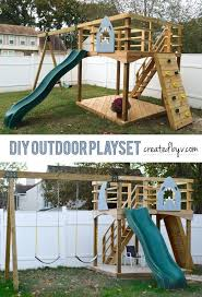 Because kids thrive when they play outdoors... built to our specifications  for a
