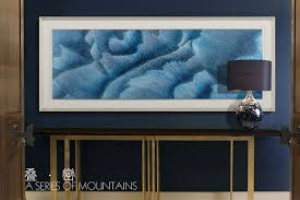 3d Wall Art 3d Wall Art Dyking A Series Of Mountains Tianyu Art Space