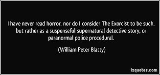 Exorcist Quotes