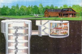Underground Military Bases For Sale Going Underground To Buy A Home In A Nuclear Bunker Andyround