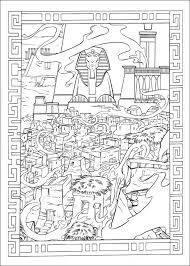 Prins Van Egypte Kleurplaat Joseph Prince Of Egypt Coloring