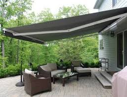 advantages of retractable awnings motorized awnings for decks a52