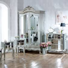 range bedroom furniture. bedroom furniture set mirrored double wardrobe chest of drawers and pair bedside chests tiffany range