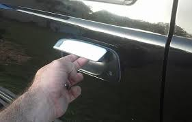 broken car door locks