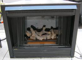 reduced heat n glo electric fireplace sold