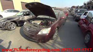 2007 Toyota Avalon Parts For Sale - 1 Year Warranty - YouTube
