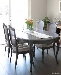 Dining Room Chairs Restoration Hardware Restoration Hardware Inspired Table Makeover Jst Design