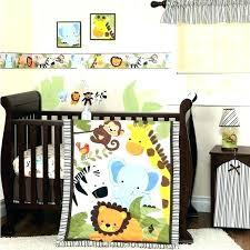 carters crib bedding sets enchanted safari crib set carters jungle on bedding sheets animal carters elephant crib bedding set