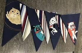 Nautical Fabric Bunting ▷ 1.25£ | Dealsan