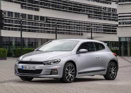 2018 volkswagen scirocco r.  Volkswagen Photo And Video Materials Allow To Consider Carefully The Updated Exterior  Interior Restyling Surviving 20182019 Volkswagen Scirocco And 2018 Volkswagen Scirocco R