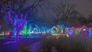 Wild Lights Detroit Zoo Tickets Wild Lights At The Detroit Zoo To Light Up The Night For One