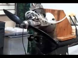 Nitro To Gas Conversion Using A Glow Plug