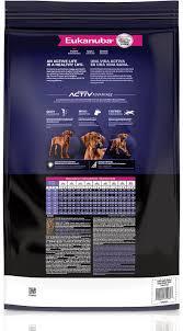 Puppy Chow Large Breed Feeding Chart Eukanuba Large Breed Puppy Dry Dog Food 33 Lb Bag