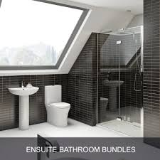 Ensuite bathroom buying guide Ensuite bathroom bundles