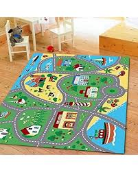 childrens area rugs. Furnish My Place City Street Map Children Learning Carpet, Play Carpet Kids Rugs Boy Girl Childrens Area A