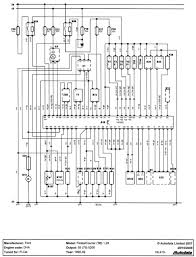 ford fiesta 06 wiring diagram ford wiring diagrams collections