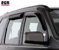 <b>Дефлекторы</b> боковых <b>окон EGR</b> для Nissan X-Trail (2007-2014 ...