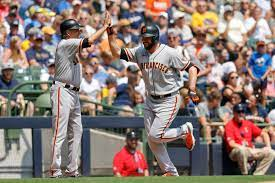 SF Giants win another wild one to take ...