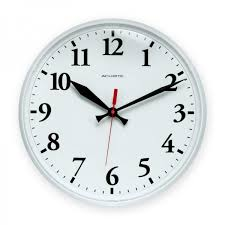 12 5 inch outdoor clock