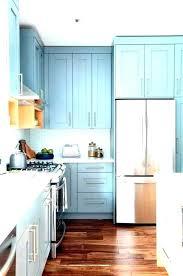 light blue and white kitchen light blue kitchen walls light blue kitchen white cabinets blue kitchen
