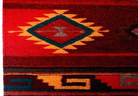 image 5 native hand woven rug rugs from india indian silk