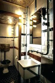 industrial lighting bathroom. Simple Industrial Industrial Bathroom Lighting Bath Vanity Light Shelf Fixtures Ligh For Industrial Lighting Bathroom