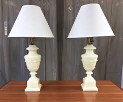 neoclassical lighting. Neoclassical Internally Illuminated Alabaster Table Lamps 1 Lighting