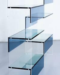 perspex furniture. Handmade From Plexiglass By Italian Artisans, The Eye-catching Atiha Shelving Unit, Designed Perspex Furniture