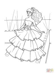 Small Picture Flamenco Dress coloring page Free Printable Coloring Pages