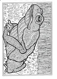 Australian Animal Coloring Pages Barbie Page Animals Porongurup