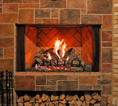 fireplace installation lake mills wi gas log