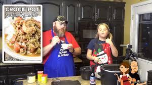 Crock Pot Seafood Gumbo - YouTube